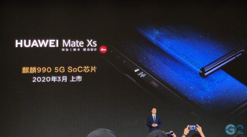 huawei mate xs 00 800x445 - Le Huawei Mate Xs sera dévoilé lors du MWC 2020