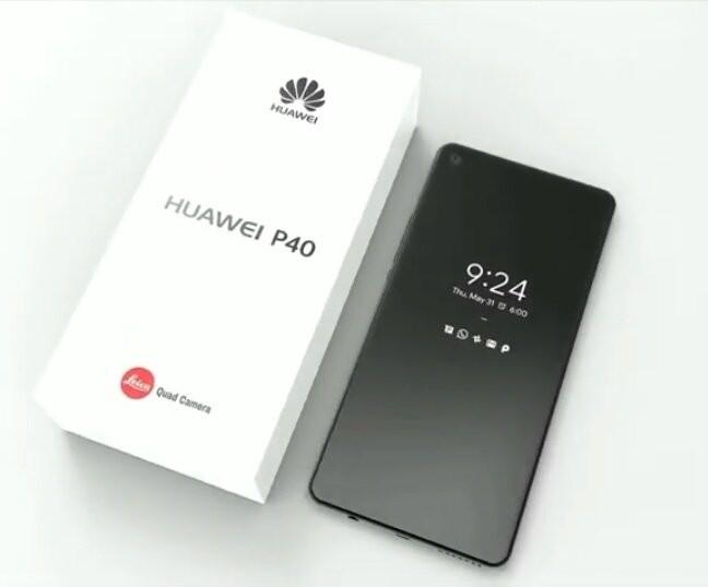 huawei p40 - Pas de batterie au graphène pour le Huawei P40