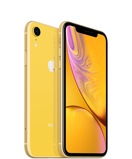 iphone xr yellow select 201809 - Et le smartphone le plus vendu en 2019 est ... l'iPhone XR