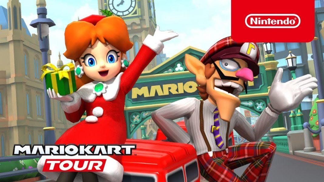 maxresdefault 1067x600 - Profitez enfin du mode multijoueur sur Nintendo Mario Kart Tour