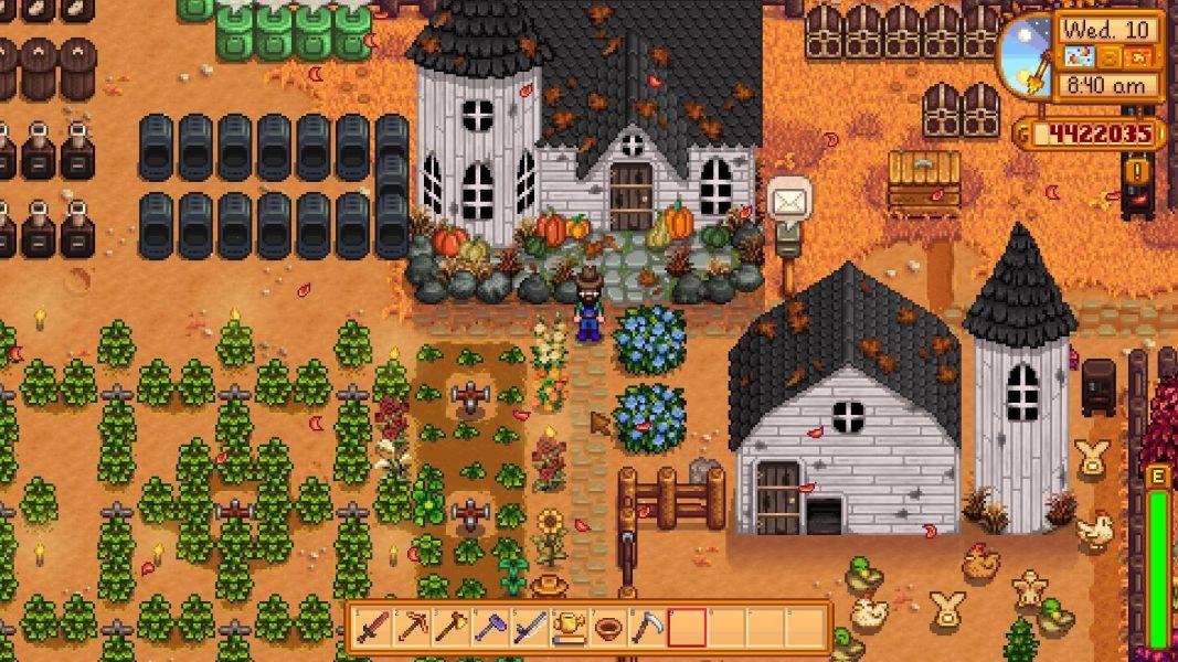 stardew valley house mod 1067x600 - Le top 5 des meilleurs jeux mobiles sortis en 2019