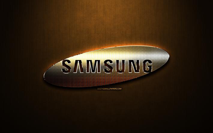 thumb2 samsung glitter logo creative bronze metal background samsung logo brands - Samsung veut se lancer dans le service en ligne