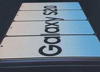 Samsung : le prix des Galaxy S20, S20+, S20 Ultra et Z Flip ont fuité