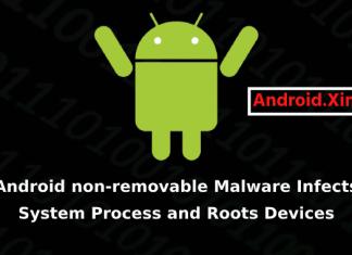 Xiny, le malware le plus tenace sur Android !