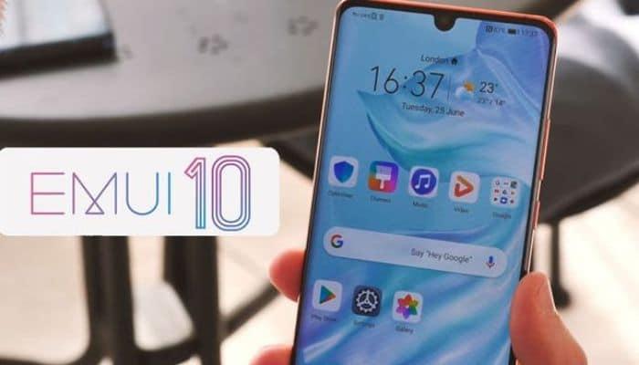Foto Wordpress CINDY 20 - EMUI 10 : La mise à jour Android 10 enfin sur Honor 10 Lite et le Y9 Prime