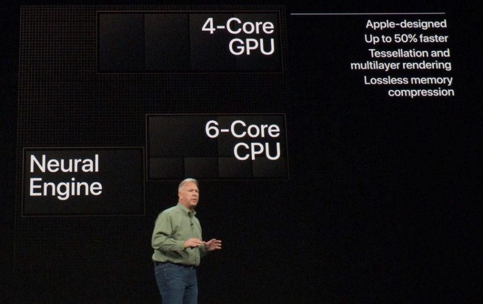 Accord GPU et Apple