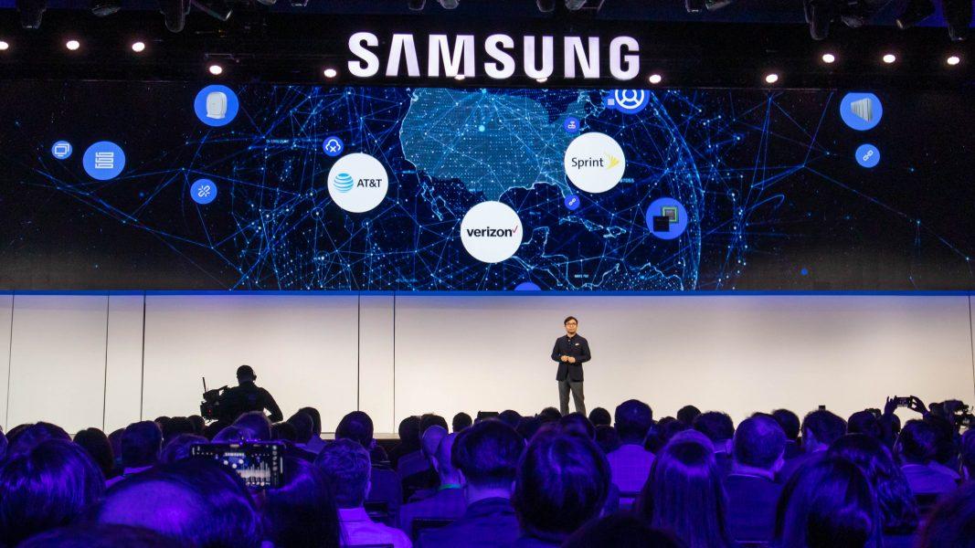 KDStGuUtNEcTozc2jtrthJ 1067x600 - Samsung profiterait du CES 2020 pour présenter un smartphone enroulable