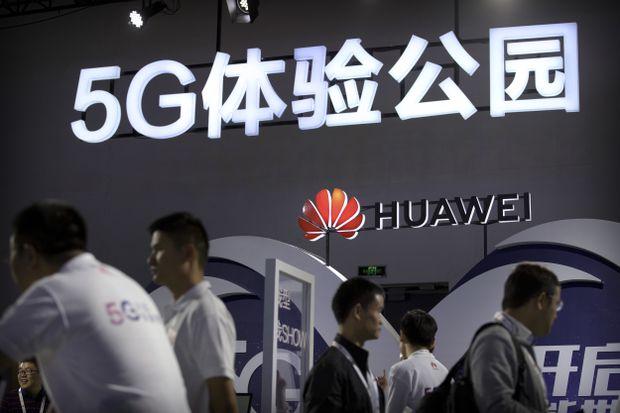ZCQKGPDTLRB2LN33QY6OMYVORE - L'administration américaine VS Huawei: les dessous d'une guerre technologique