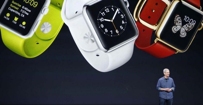iwatch paysage - Apple Watch : une montre connectée a aidé la police dans une affaire criminelle