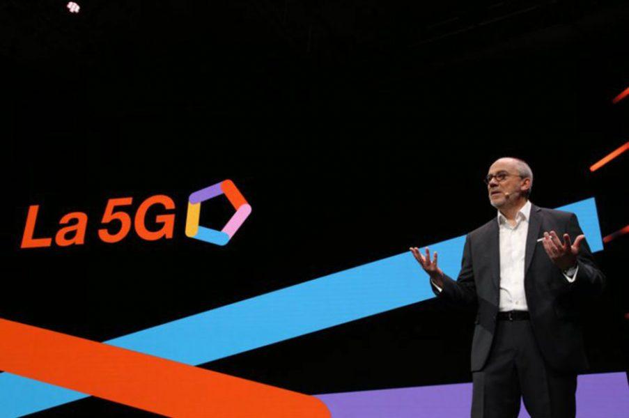 orange business summit 5g stephane richard 903x600 - 5G : Le PDG d'Orange est contre l'exclusion de Huawei