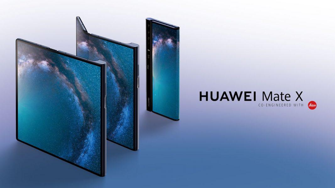 smartphone pliable huawei mate x samsung Blog SFAM 1067x600 - Huawei : 100 000 Mate X sont vendus tous les mois