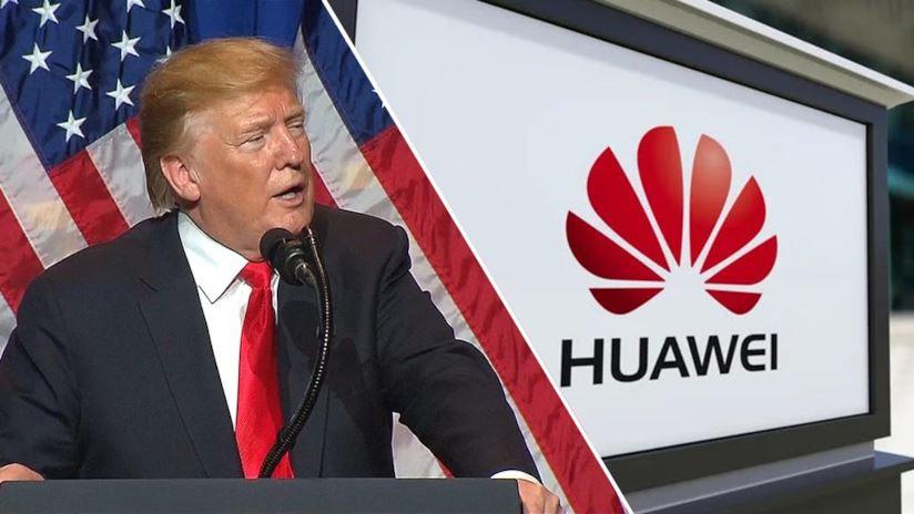trump huawei 1 maxw 824 - L'administration américaine VS Huawei: les dessous d'une guerre technologique