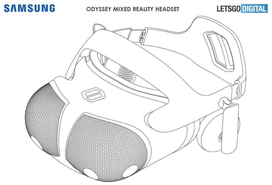 vr gaming bril 882x600 - Samsung Odyssey : le nouveau casque à réalité mixte signé Samsung