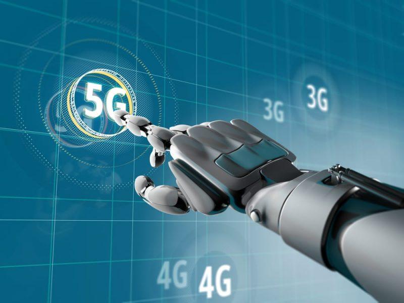 5g robotics innovation 800x600 - La 5G : le réseau le plus attendu de cette nouvelle décennie