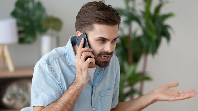 Démarchage téléphonique