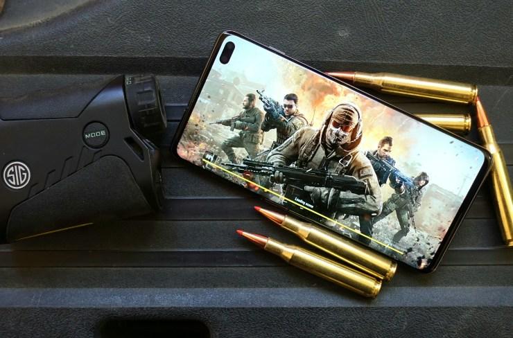 Les meilleurs jeux mobiles gratuits de tir