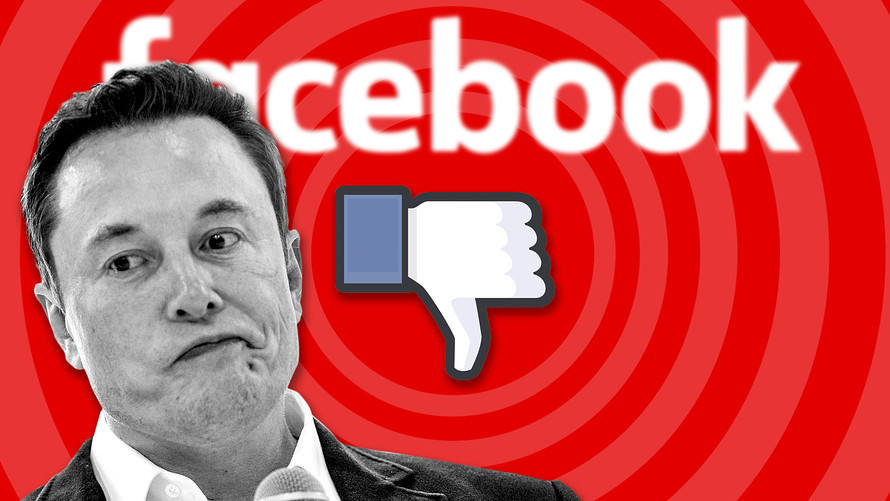 MW HZ974 musk f ZH 20200210121205 - Elon musk fustige Facebook et incite les gens à quitter la plateforme