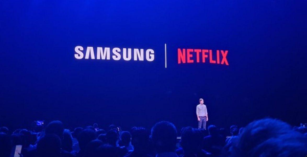 Samsung netflix 1174x600 - Netflix et Samsung annoncent leur partenariat