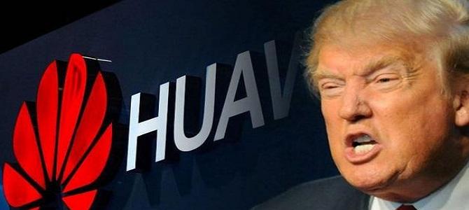 Trump vs Huawei editada - Huawei : Trump menace (encore) ses alliés