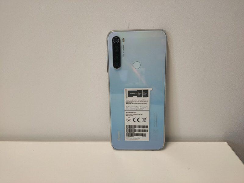Xiaomi Redmi Note 8T 1 800x600 - [ Test ] Xiaomi Redmi Note 8T : A t-on déjà vu mieux que ce smartphone à moins de 200 euros ?