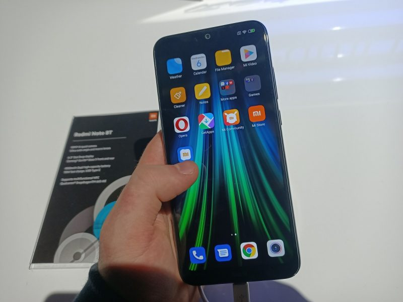 Xiaomi Redmi Note 8T 3 800x600 - [ Test ] Xiaomi Redmi Note 8T : A t-on déjà vu mieux que ce smartphone à moins de 200 euros ?
