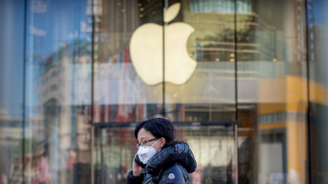 apple coronavirus 1066x600 - Le Coronavirus va empêcher Apple d'atteindre ses objectifs