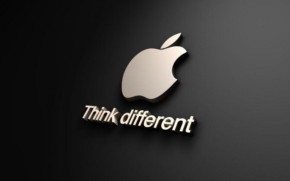 apple logo 960x600 - Un iPhone pliable en route pour Apple ?