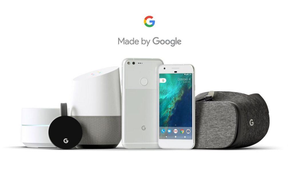 made by google 2016 1007x600 - Google : la multinationale à multi-facettes