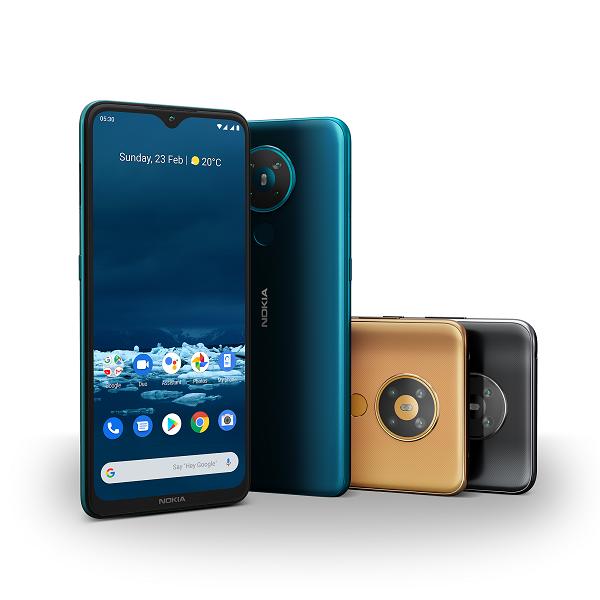 Nokia 5.3 Emotional HS DS PNG 600x600 - Le Nokia 8.3 est officiel : le premier smartphone 5G à moins de 600 euros