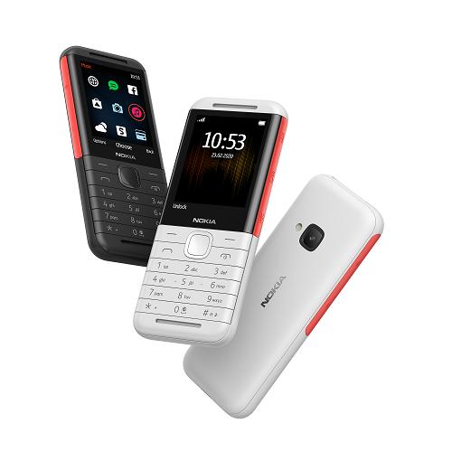 Nokia 5310 Emotional PNG - Le Nokia 8.3 est officiel : le premier smartphone 5G à moins de 600 euros
