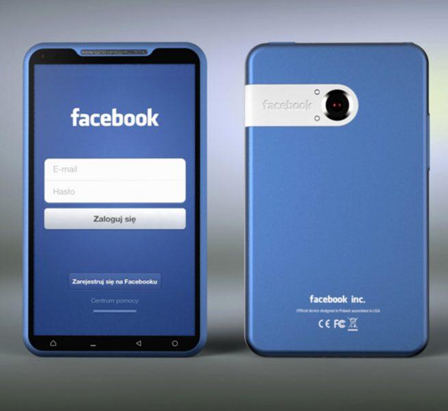 facebook phone 1 655x600 - Le Top 4 des flops technologiques de ce 1er trimestre 2020