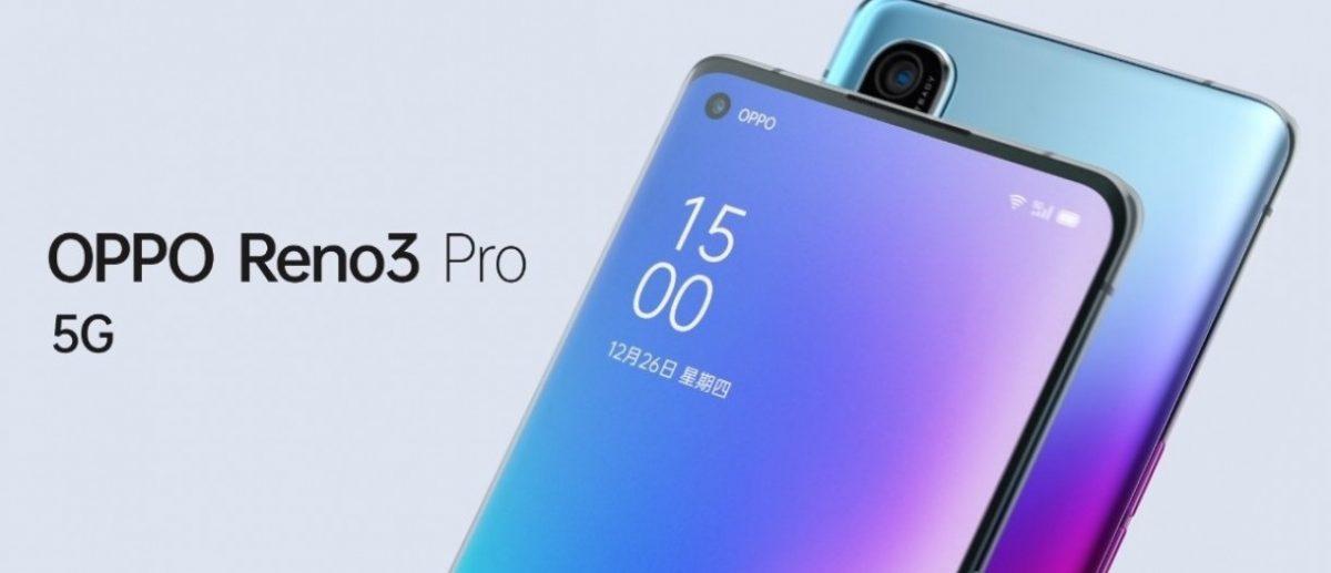 gsmarena 001 1200x517 - Le Oppo Reno 3 Pro a désormais été officialisé