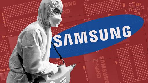 unnamed - Coronavirus : Samsung contraint de fermer des usines