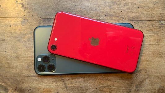 iphone SE 1 532x300 - iPhone SE : 50 euros remboursés sur le smartphone Apple chez Bouygues Telecom