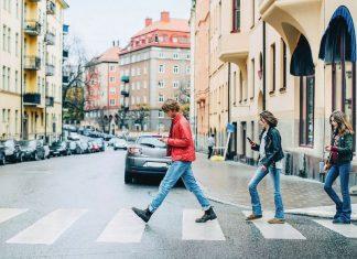Smartphone rue