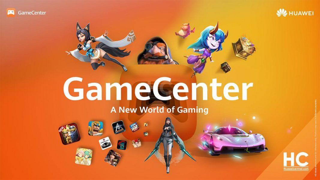 GameCenter Huawei