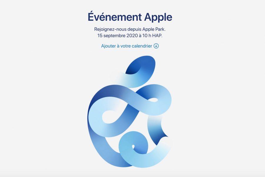 Apple dévoile la date de sa prochaine keynote