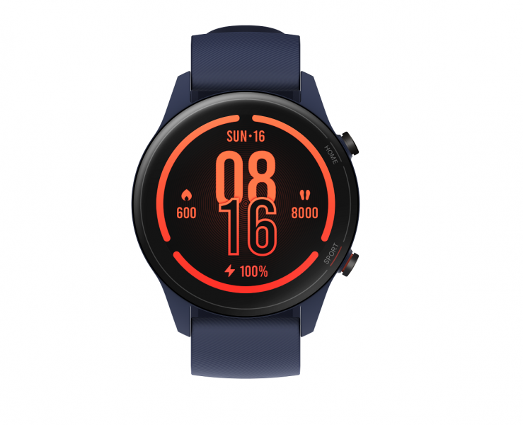 Mi Watch 017 739x600 - Xiaomi lève le voile sur sa gamme des Xiaomi Mi 10T