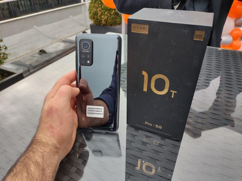 Xiaomi Mi 10T 1
