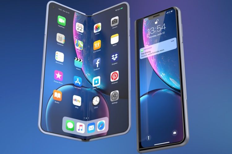 iPhone pliant Apple