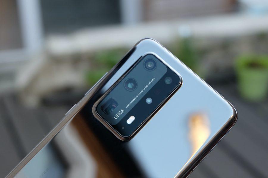 Huawei appareil photo Sony