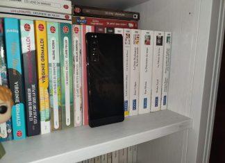 Sony Xperia 1 II dos
