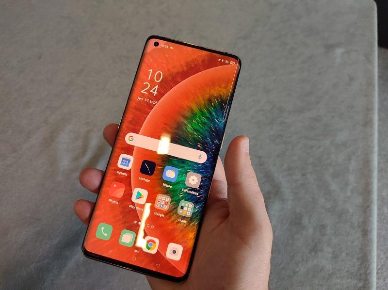 Find X2 écran - Test du Oppo Find X2 Pro : le meilleur smartphone de 2020 est chinois