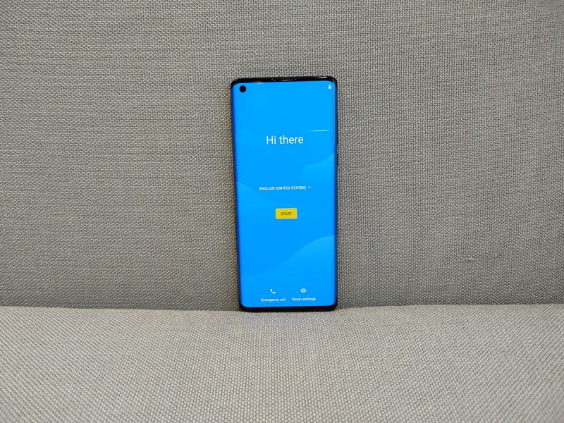 Motorola Edge à la une
