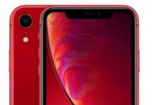 iPhone Xr RED reconditionné