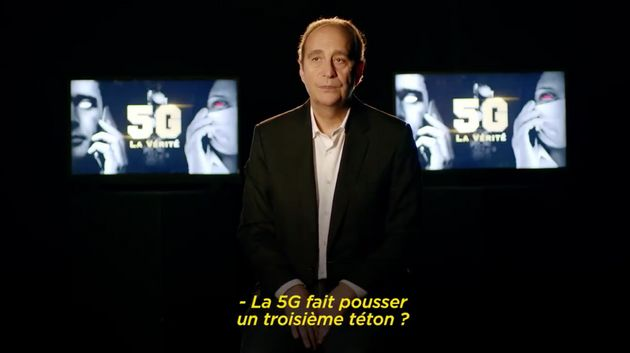 Xavier Niel 5G