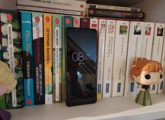 Sony Xperia 5 II image à la une