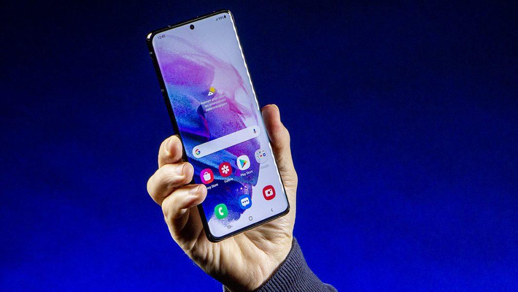 Samsung Galaxy S21 Ultra, smartphones Samsung