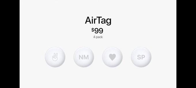 AirTage - iPad Pro, AirTags : découvrez le résumé des annonces de l'Apple Event 2021
