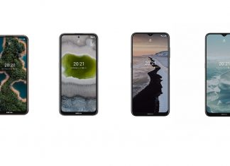 Nouveaux Nokia